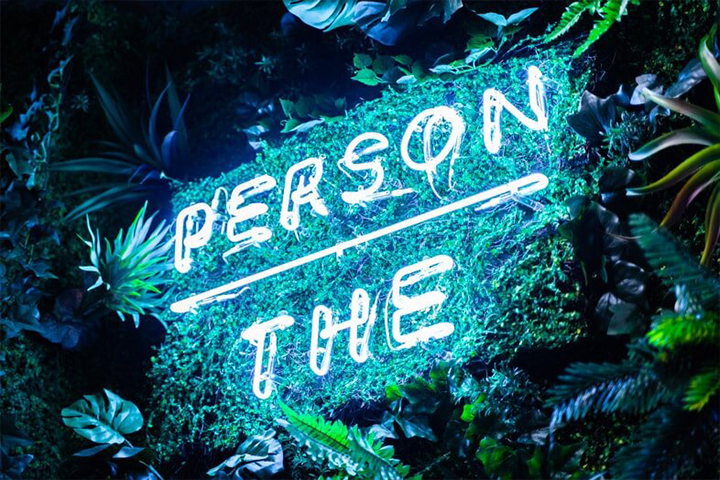 THE PERSON 北参道